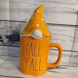 New! Rae Dunn Fall Y'All Coffee Mug